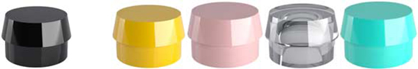 Black Lab Cap | Yellow Extra Soft | Pink Soft | Clear Standard | Aqua Strong Retention